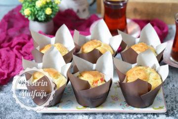 Biberli Muffin Tarifi
