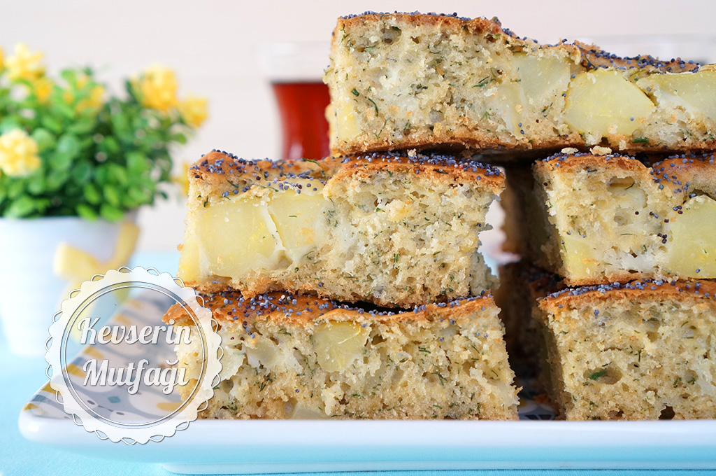 Patatesli Çörek Tarifi