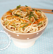 Lahanalı Noodle Tarifi