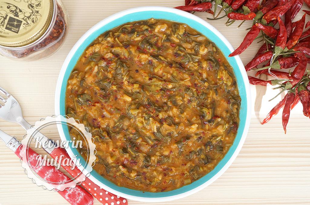 Pirinçli Semizotu Tarifi