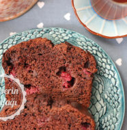 Vişneli Çikolatalı Kek Tarifi