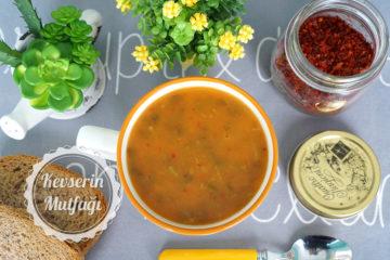 Semizotlu Tarhana Çorbası Tarifi