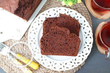 Yeşil Kabaklı Çikolatalı Kek Tarifi