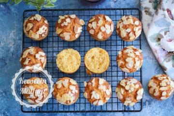 Kayısılı Havuçlu Muffin Tarifi