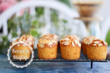 Kayısılı Muffin Tarifi