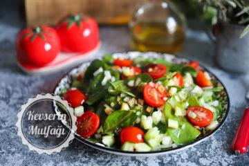 Kuzukulağı Salatası Tarifi