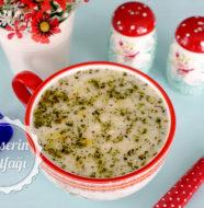Yoğurtlu Makarna Çorbası Tarifi