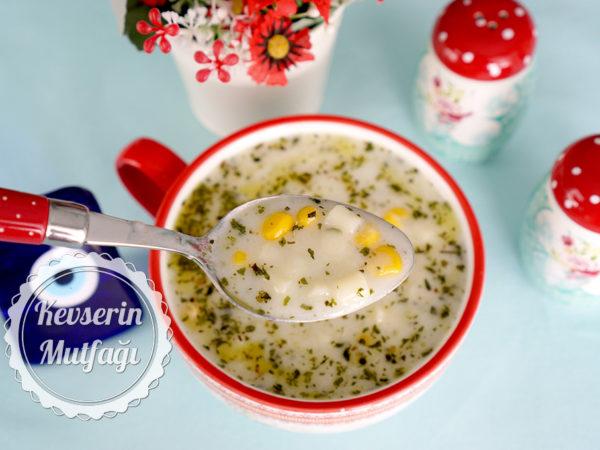 Yogurtlu Makarna Corbasi Tarifi Kevserin Mutfagi Yemek Tarifleri