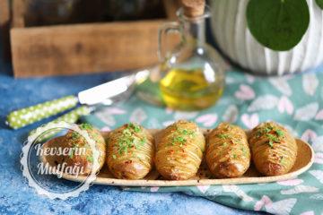 Baharatlı Yaprak Patates Tarifi