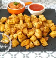 Baharatlı Küp Patates