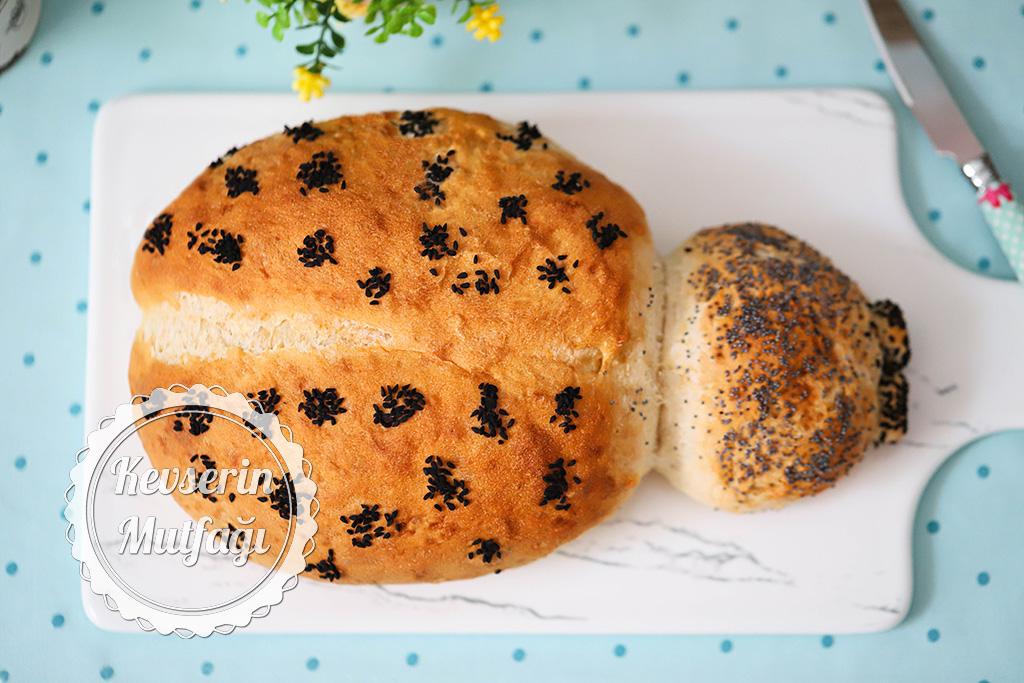 Uğur Böceği Ekmek Tarifi
