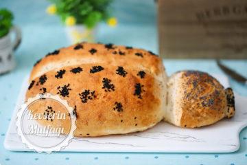 Ekmek - Uğurböceğine Niyet Kaplumbağaya Kısmet :)