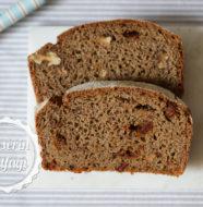 Kurutulmuş Domatesli Çavdar Ekmeği Tarifi