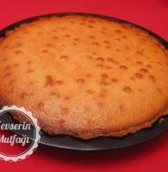 Kek Kaplı Çikolatalı Turta Tarifi