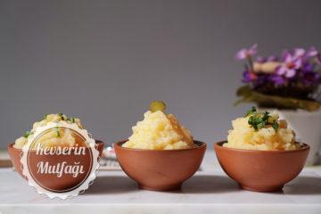 Balkabaklı Patates Püresi Tarifi