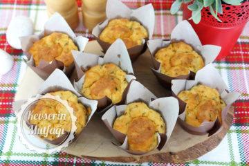 Karnabaharlı Muffin Tarifi