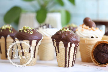 Külah Cupcake Tarifi