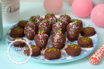 Çikolata Kaplı Meyveler Tarifi