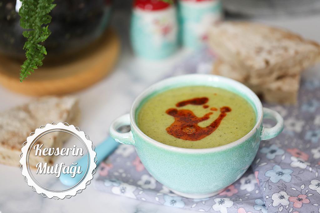 Havuçlu Brokoli Çorbası Tarifi