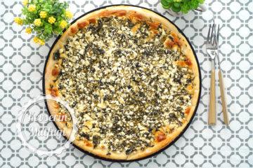 Semizotlu Pizza Tarifi