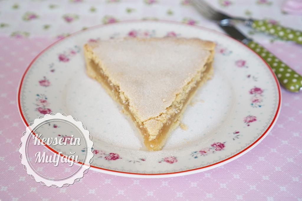 Ağızda Dağılan Elmalı Pasta Tarifi