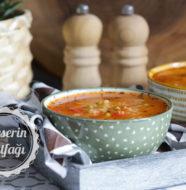 Bezelyeli Pirinç Çorbası