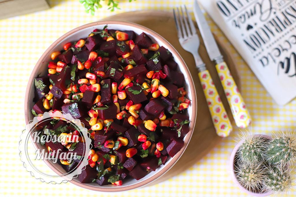 Pancar Salatası Tarifi Kevserin Mutfağı Yemek Tarifleri