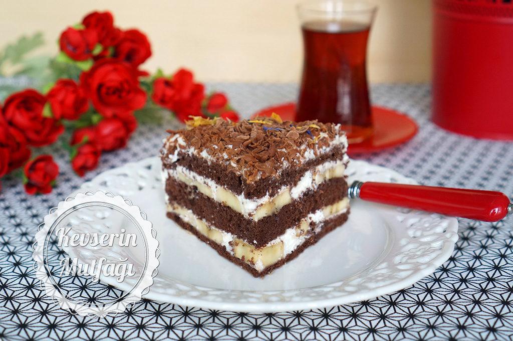 Muzlu Kara Orman Pasta