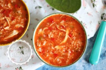 Pirinçli Tavuk Çorbası Tarifi