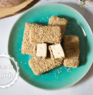Susamlı Peynir Dilimleri Tarifi