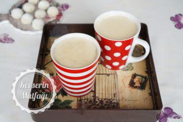 Chai Tea Latte (Videolu Tarif)