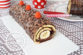 Muzlu Çikolatalı Rulo Pasta Tarifi