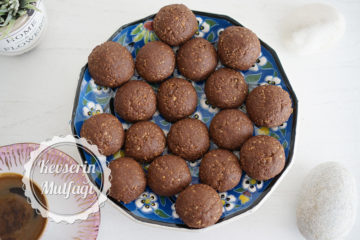 Çikolatalı Fındıklı Kurabiye Tarifi