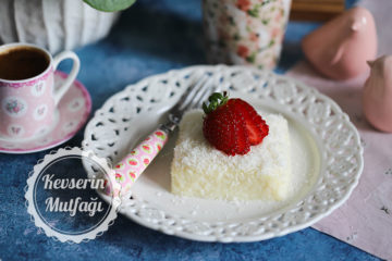 Sütlü İrmik Tatlısı (Videolu Tarif)