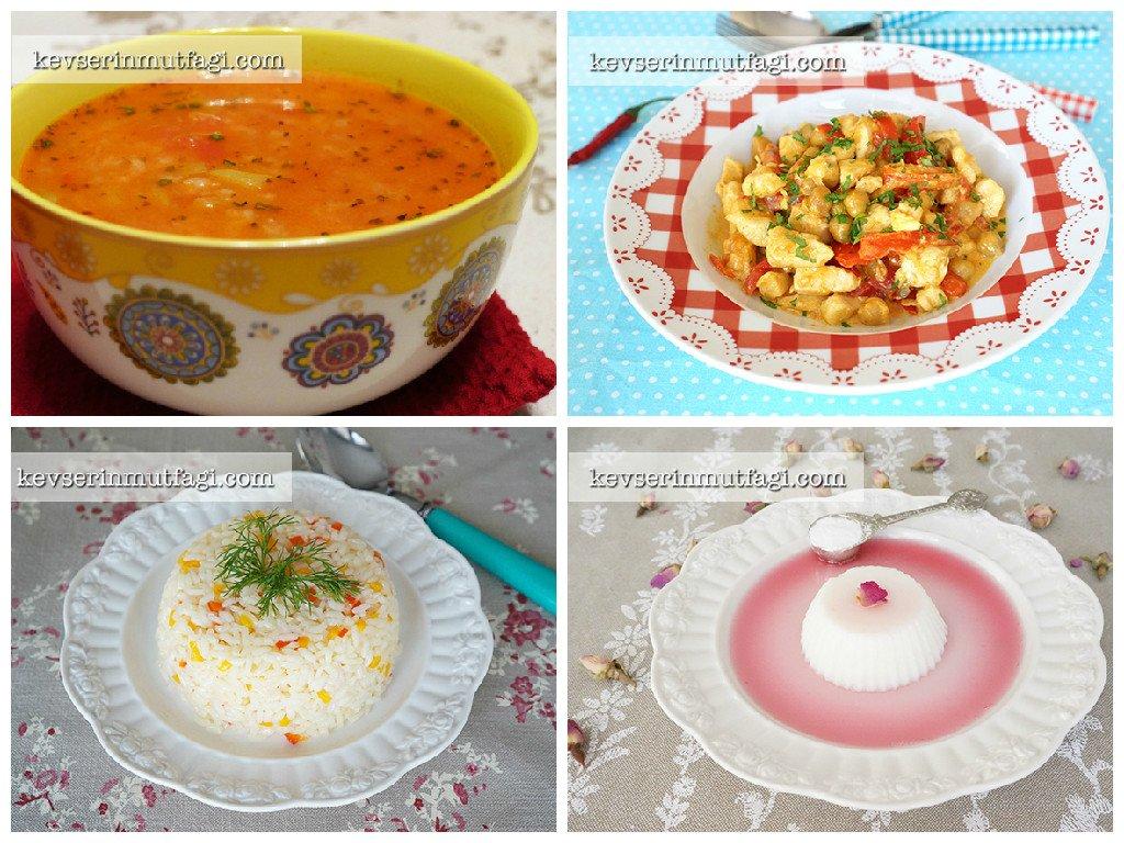 Günün Menüsü 22 Mayıs | Kevserin Mutfağı - Yemek Tarifleri