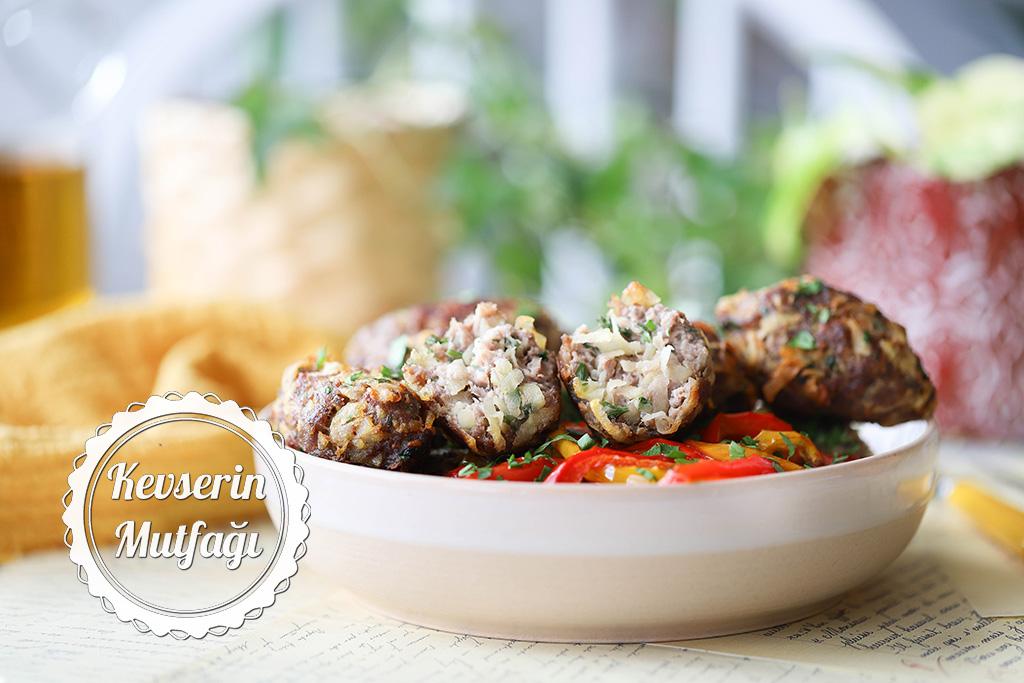 Kıbrıs Köftesi (Patatesli Köfte) Tarifi