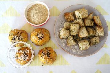 Bayat Ekmekleri Değerlendirmenin 3 Yolu (Videolu)