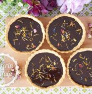 Çikolata Karamelli Tart Tarifi