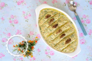 Yeşil Kabak Salatası (Videolu Tarif)