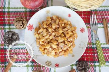 Fırınlanmış Tarçınlı Elma Tarifi