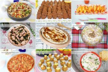 Yılbaşı Sofrası İçin En Güzel Salatalar