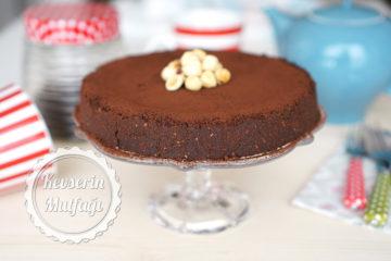 Çikolatalı Tart (Videolu Tarif)