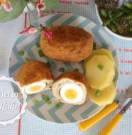 Tavuk Etli İskoç Yumurtası Tarifi