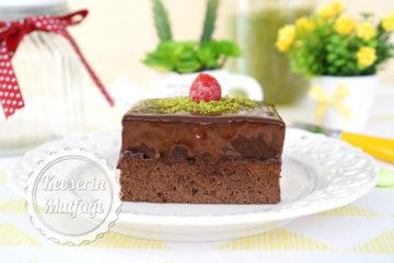 Çikolatalı Gelin Pastası Tarifi