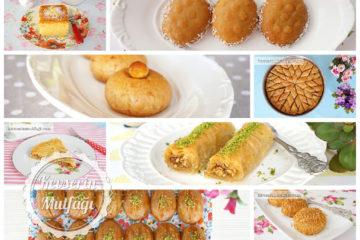 En Lezzetli 10 Bayram Tatlısı Tarifi