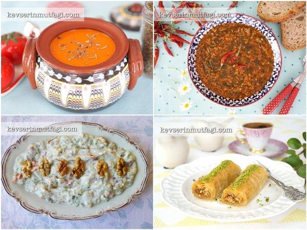 İftar Menüsü Ramazan 11. Gün 2016