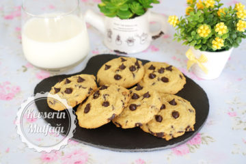 Chocolate Chip Cookies (Videolu Tarif)