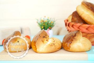 Peynirli Pastane Poğaçası (Videolu Tarif)