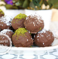 Çikolata Kaplı Truff Tarifi