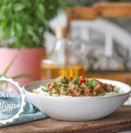 Patlıcanlı Etli Tirit Tarifi